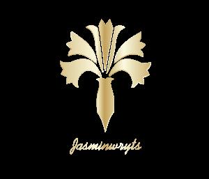 Jasminwryts Blog Logo black